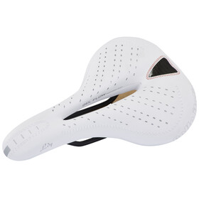 Selle Italia Lady Gel Flow Sadel Dame Hvit